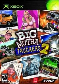 Big Mutha Truckers 2 Box Art