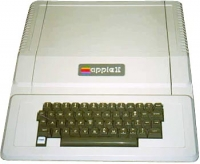 Apple II Box Art