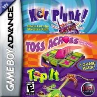 Kerplunk! / Toss Across / Tip It Box Art