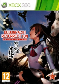 DoDonPachi Resurrection - Deluxe Edition Box Art