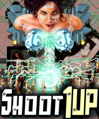 Shoot 1UP Box Art