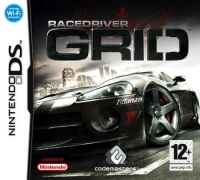 Race Driver: GRID Box Art
