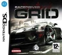 Race Driver: GRID Box Art