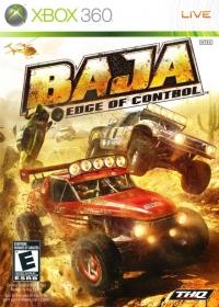 Baja: Edge of Control Box Art
