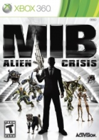MIB: Alien Crisis Box Art