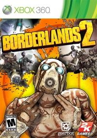 Borderlands 2 Box Art