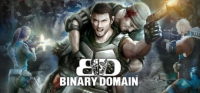 Binary Domain Box Art