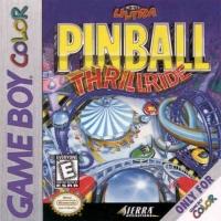 3-D Ultra Pinball: Thrillride Box Art