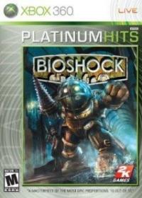 BioShock - Platinum Hits Box Art