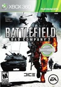 Battlefield: Bad Company 2 - Platinum Hits Box Art