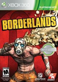 Borderlands - Platinum Hits Box Art