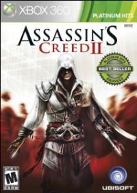Assassin's Creed II - Platinum Hits Box Art
