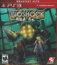 BioShock - Greatest Hits Box Art