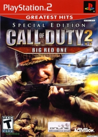 Call of Duty 2: Big Red One - Special Edition - Greatest Hits Box Art
