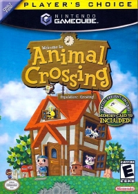 Animal Crossing - Player's Choice Box Art