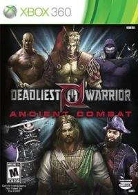 Deadliest Warrior: Ancient Combat Box Art