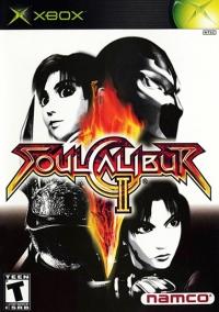 SoulCalibur II Box Art