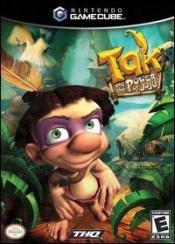 Tak and the Power of JuJu Box Art
