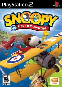 Snoopy vs. the Red Baron Box Art