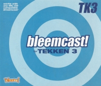 bleemcast! for Tekken 3 Box Art