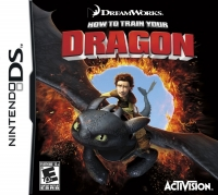 How to Train Your Dragon Box Art