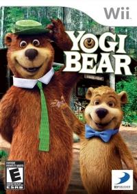 Yogi Bear: The Video Game Box Art