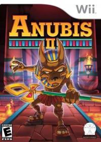 Anubis II Box Art