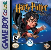 Harry Potter and the Sorcerer's Stone Box Art