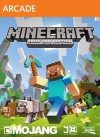 Minecraft: Xbox 360 Edition Box Art