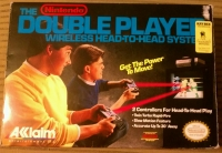 Acclaim Nintendo The Double Player Wireless Head-To-Head System Box Art