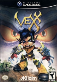 Vexx Box Art