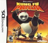 Kung Fu Panda Box Art
