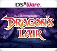 Dragon's Lair Box Art