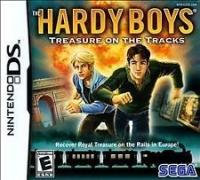 Hardy Boys, The: Treasure on the Tracks Box Art