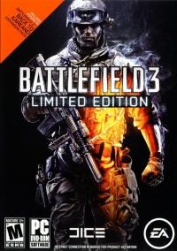 Battlefield 3 - Limited Edition Box Art