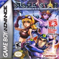 Sigma Star Saga Box Art