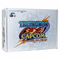 Tatsunoko VS. Capcom Arcade FightStick Box Art