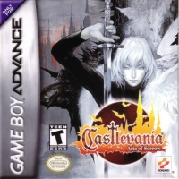Castlevania: Aria of Sorrow Box Art