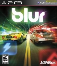 Blur Box Art