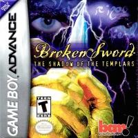 Broken Sword: The Shadow of the Templars Box Art