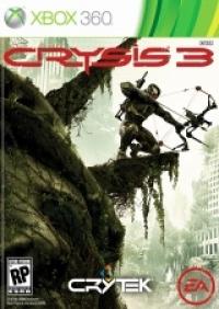 Crysis 3 Box Art