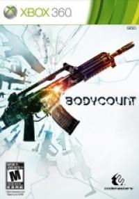 Bodycount Box Art