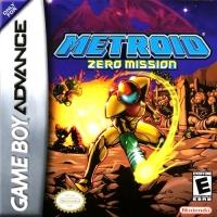 Metroid: Zero Mission Box Art