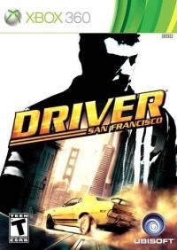 Driver: San Francisco Box Art