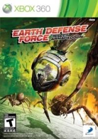 Earth Defense Force: Insect Armageddon Box Art