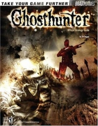 Ghosthunter - Official Strategy Guide Box Art