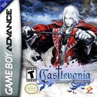 Castlevania: Harmony of Dissonance Box Art