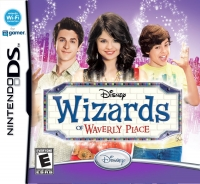 Wizards of Waverly Place Box Art