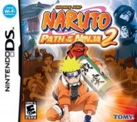 Naruto: Path of the Ninja 2 Box Art