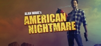 Alan Wake's American Nightmare Box Art
